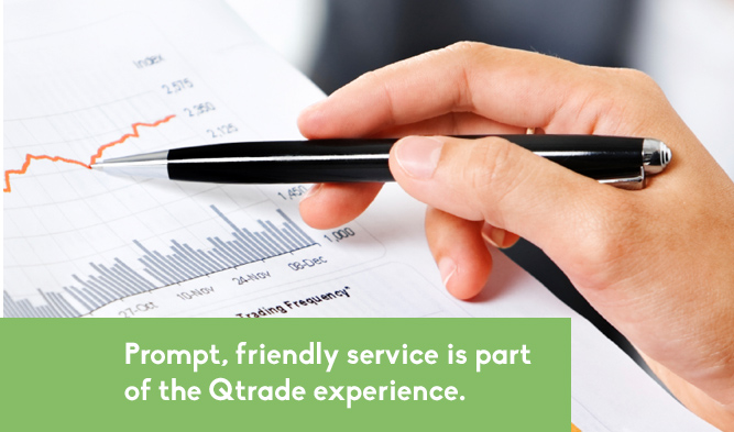 QTrade Investor can help you reach your investment goals