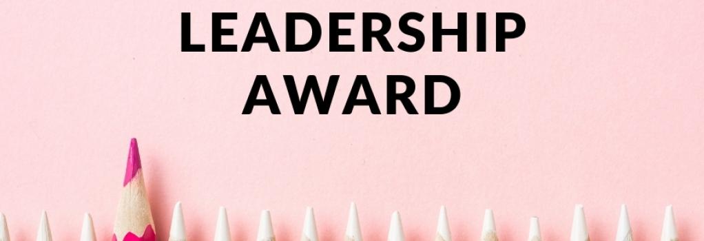 2021 MARTY GRUBB LEADERSHIP AWARD