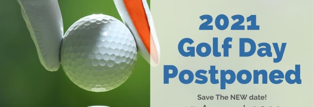 2021 TECU Golf Day Postponed to 2022!