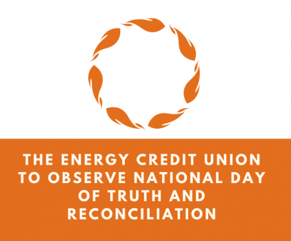 The Energy Credit Union to observe National Day of Truth and Reconciliation